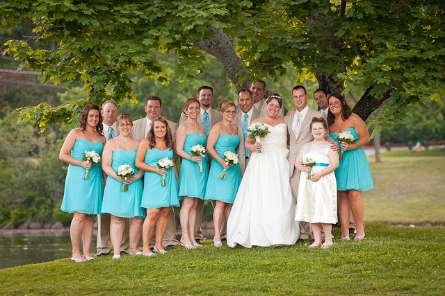 wedding at Radison Nashua